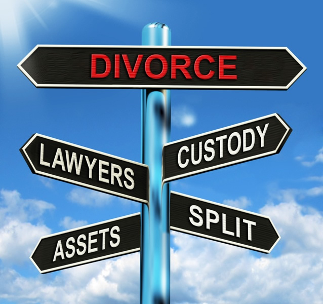 Divorce- The Emotional RollerCoaster